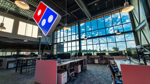 Domino's opening collaborative Innovation Garage in Ann Arbor