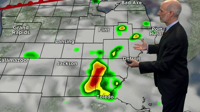 Metro Detroit weather: Heat, humidity and storms – oh my!