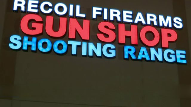 Police: Men tripped silent alarm while breaking into Taylor gun store…