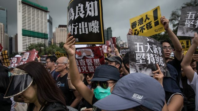 DISCUSSION: The Hong Kong protests, explained