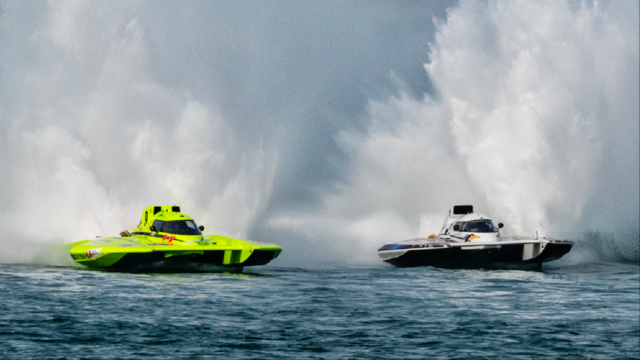 The Metro Detroit Chevy Dealers' Hydrofest returns
