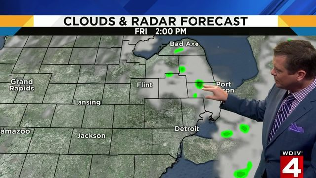 Metro Detroit weather: What to expect next 5 days
