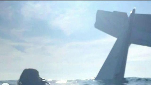 Plane crash into California ocean was no stunt, pilot says