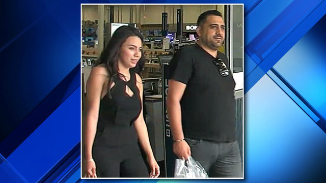 Clinton Township police seek people of interest in stolen credit card case