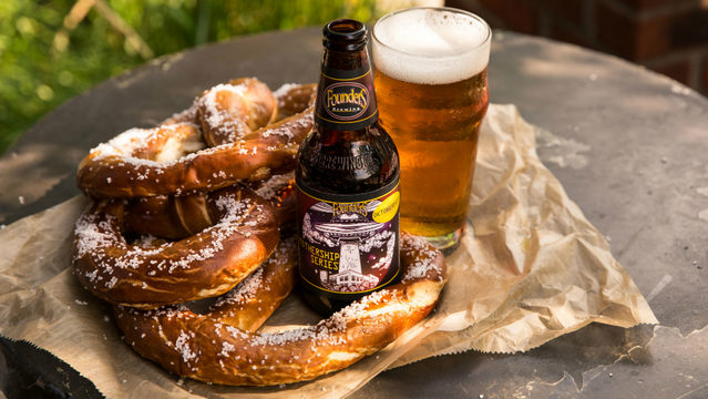 Michigan's Founders Brewing releasing Oktoberfest-style beer for first time