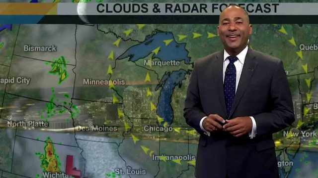 Metro Detroit weather: Cool Saturday night under starry skies