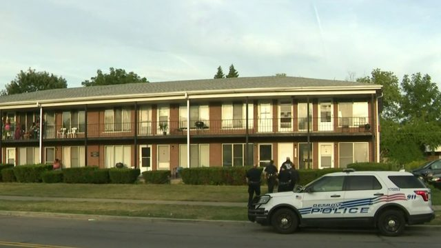 Detroit funeral home paying for services for 18-day-old baby found dead…