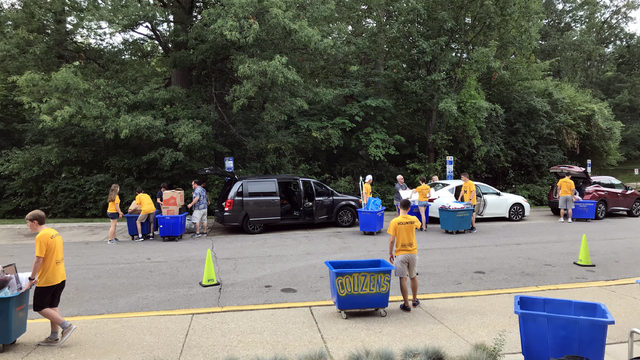Your guide to University of Michigan's move-in week