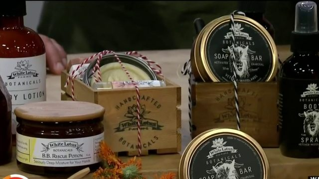 Be your family's 'Top Chef' with a little help from White Lotus Farms in…