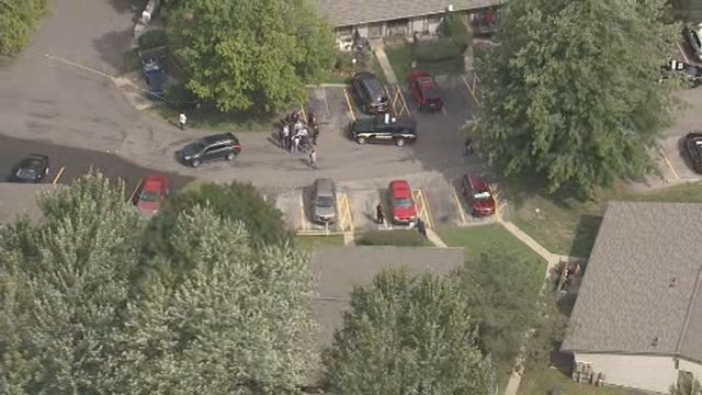 Fugitive escapes after police-involved shooting with Detroit officers in…