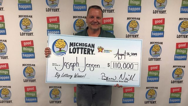 Michigan Lottery: Eighth time the charm for South Lyon man who won $110K