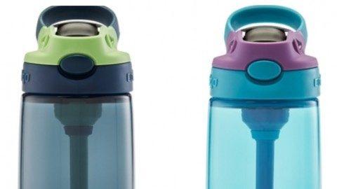 Contigo recalls 5.7M kids water bottles due to choking hazard