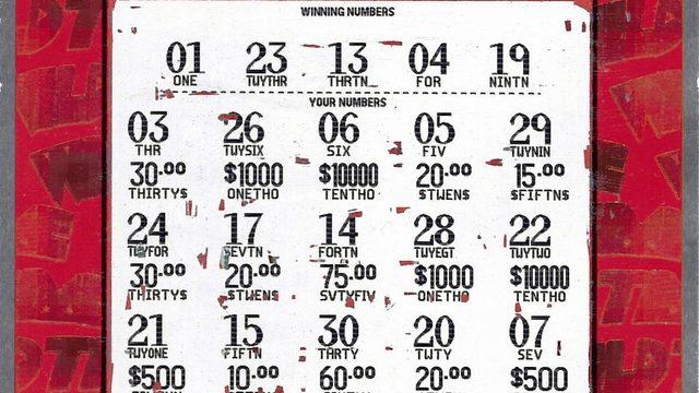 Michigan Lottery: Man wins $500K on scratch off ticket