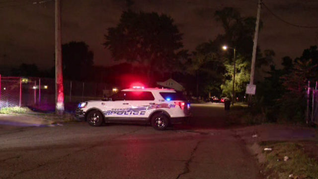 Police responding to barricaded gunman situation in northwest Detroit