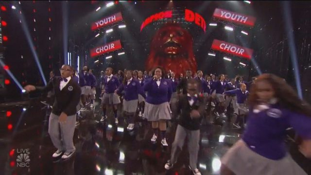 'Bigger than AGT': Detroit Youth Choir awaits results after live…