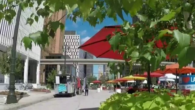 Spirit of Detroit Plaza to get $800K overhaul