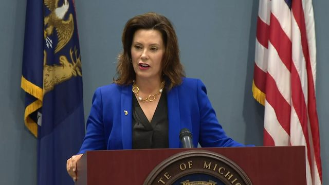 LIVE STREAM: Michigan Gov. Whitmer holds budget news conference