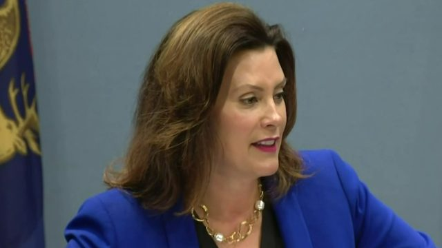 Whitmer to hold newser on Michigan budget