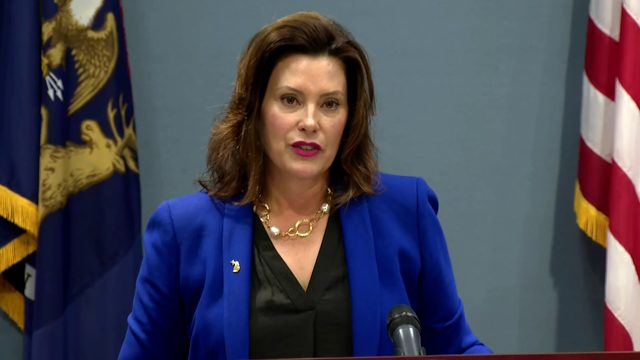 Spending vetoed by Whitmer may be revived -- if deal reached
