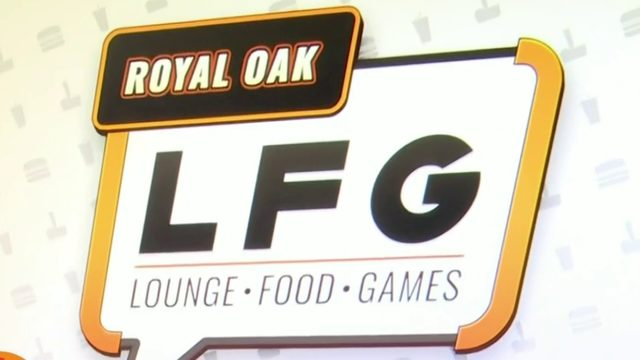 LFG in Royal Oak is the place for you to get your game on