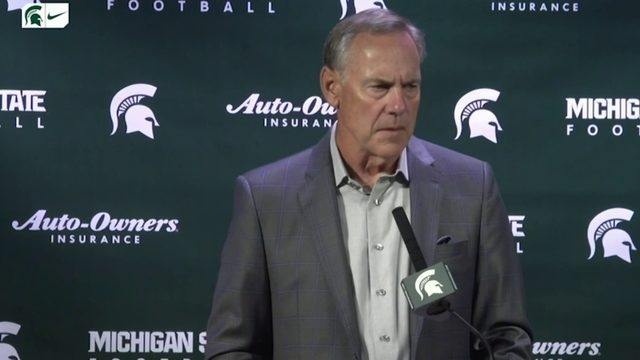 Mark Dantonio says Spartans have plan of attack for Tulsa