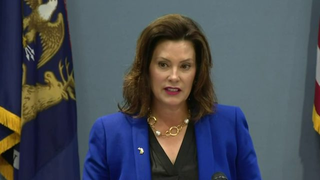 Michigan Legislature OKs budget bills that Whitmer deems 'a mess'