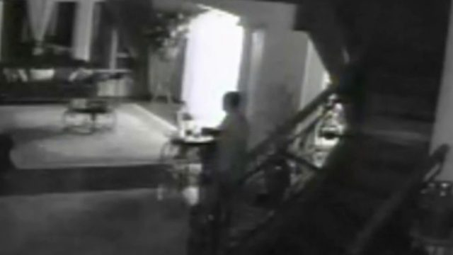 'My family can't live normal until he's caught:' video shows Troy home invader