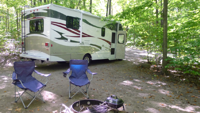These RV parks offer more than your typical camping trip