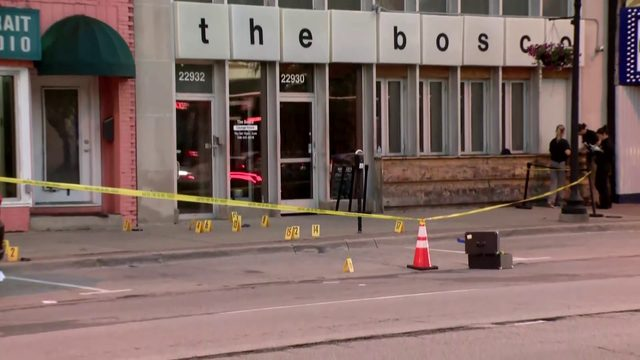 2 people shot at Bosco Lounge in Ferndale: 'A pretty chaotic scene'