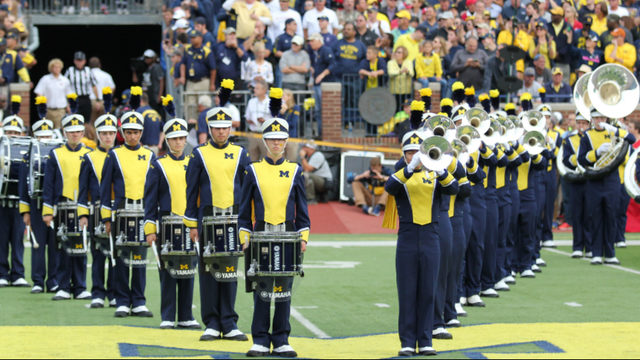University of Michigan Marching Band to perform Woodstock tribute at…