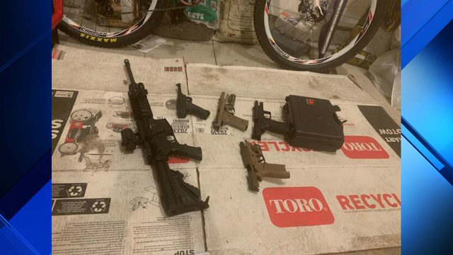 Border agents stop passenger at DTW with ballistic armor, weapons cache…