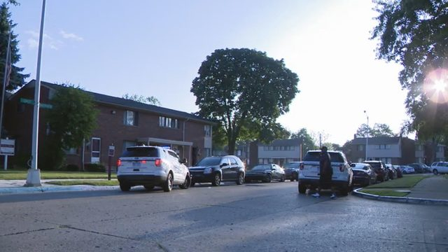 Police: 1 woman injured, another arrested in shooting on Detroit's west side