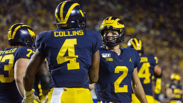 Michigan football looks to avoid major upset vs. Army