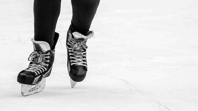Skate for free at Veterans Memorial Pool and Ice Arena in Ann Arbor