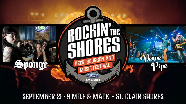 Michigan rockers Sponge, The Verve Pipe set to take the stage at Rockin'…