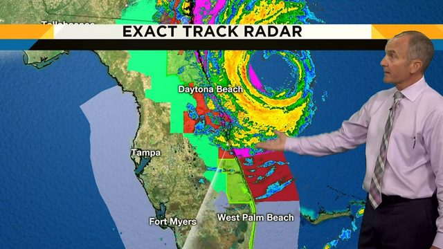 LIVE STREAM: Coverage of Hurricane Dorian from Jacksonville, Fla.
