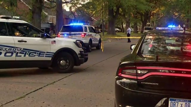 Man in custody after shooting 16-year-old boy during alleged dog attack