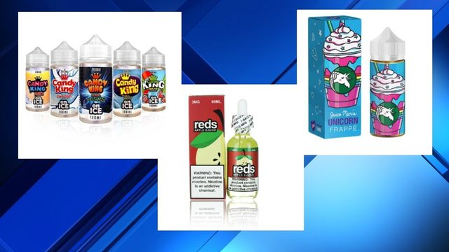Michigan flavor vaping ban: These are the types of products governor is banning