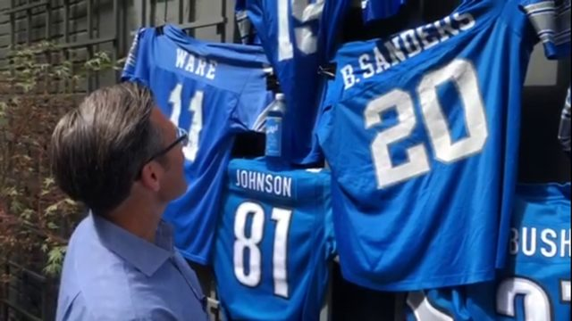 WATCH: Detroit Lions 2019 predictions from Local 4