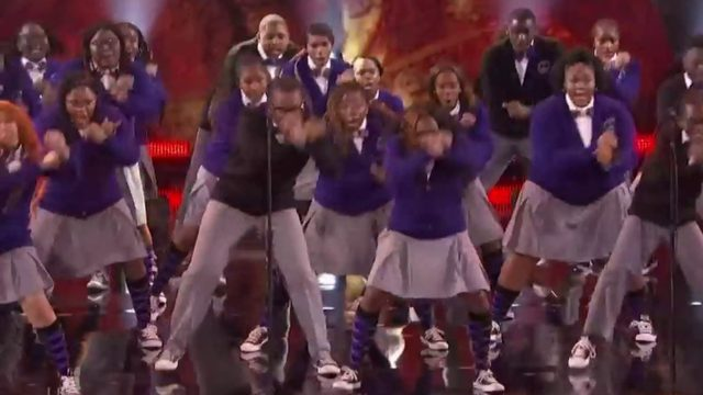 Detroit Youth Choir's uniform secret on 'America's Got Talent'