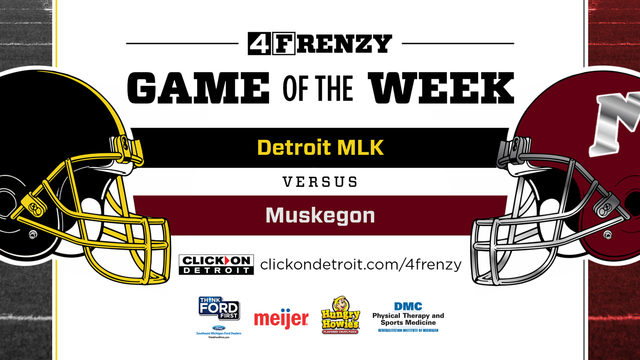 4Frenzy Game of the Week at Detroit MLK against Muskegon