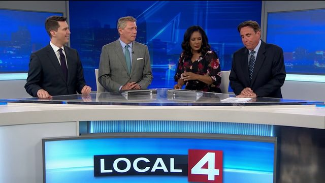 Local 4 News at 6 -- Sept  5, 2019