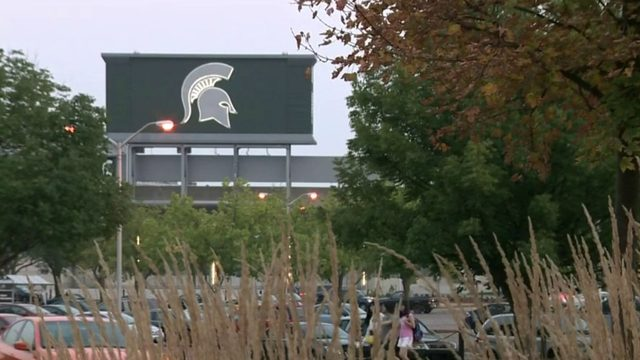 Police investigating death on Michigan State campus during homecoming