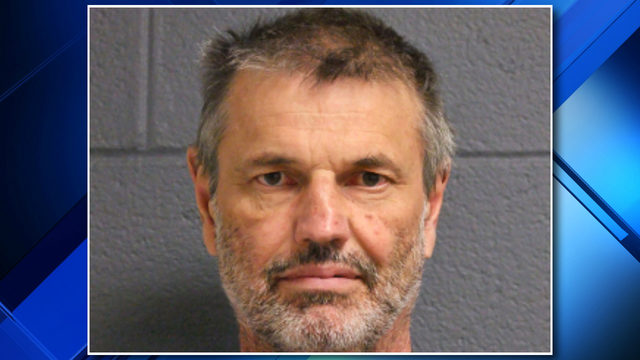 Wayne police arrest suspected serial burglar
