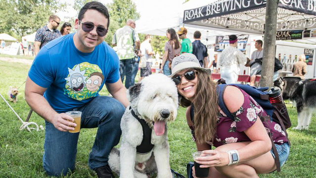 Celebrate all things dog and craft beer at Royal Oak's Barktoberfest