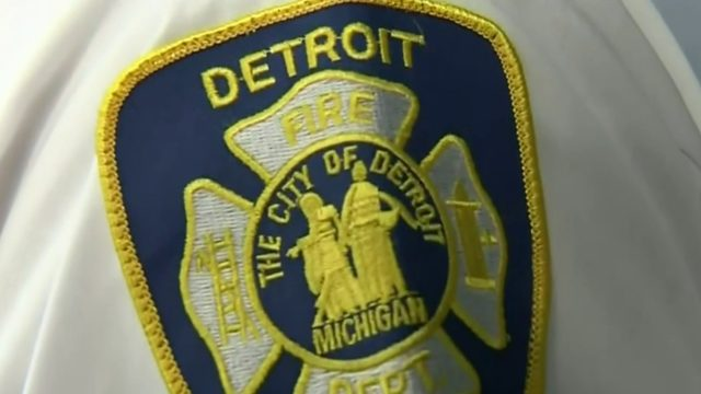 Off-duty Detroit firefighter charged with drunken driving, officials say