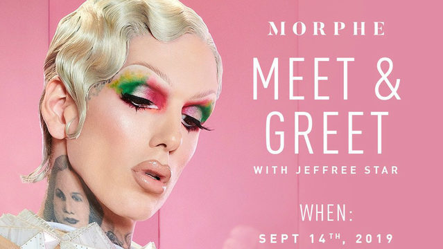 Jeffree Star returns to Michigan for Morphe meet and greet at Ulta…