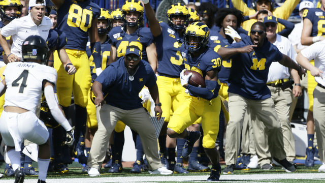 Michigan football: It's time to start Daxton Hill, Cam McGrone on defense
