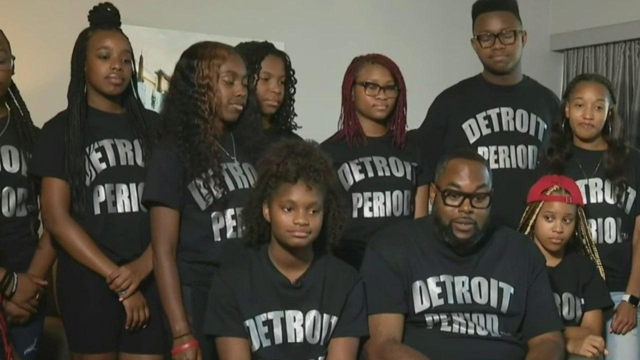 """The night before: Detroit Youth Choir to perform in semifinals of """"America's Got Talent"""""""