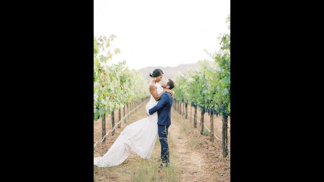 Pictures: Rhonda Walker gets married